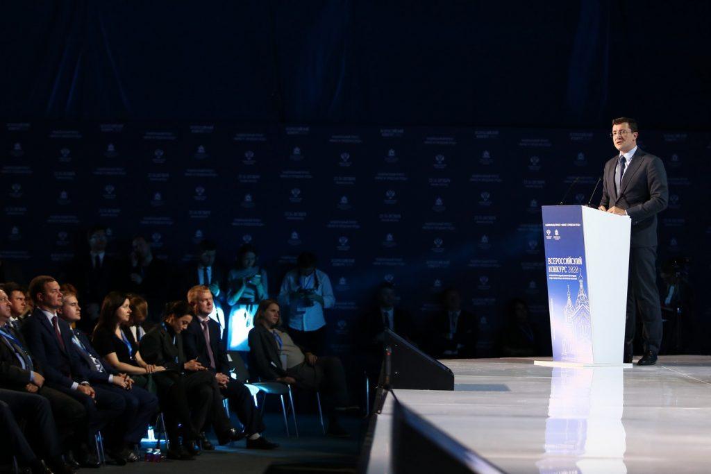 Глеб Никитин: «Проведение форума «Среда для жизни» даст нам возможность представить лучшие практики, которые работают в регионе»