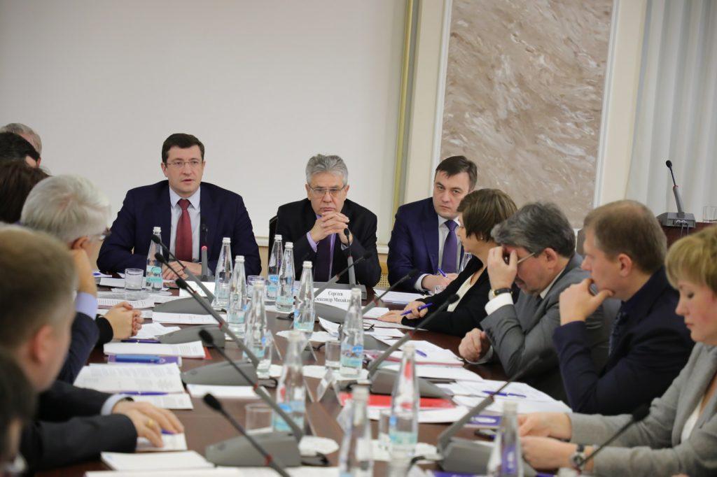 Глеб Никитин избран главой наблюдательного совета ННГУ имени Лобачевского