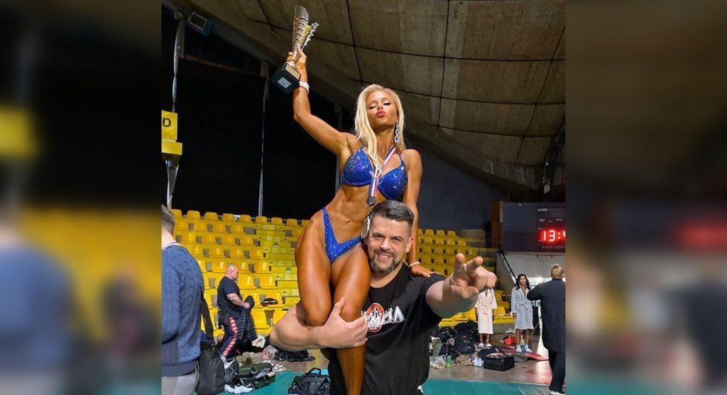 Анастасия Золотая из Нижнего Новгорода стала вице-чемпионкой мира по бодибилдингу