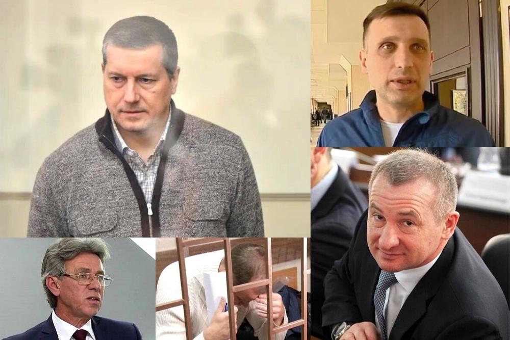 Каникулы строгого режима: вспоминаем самые громкие приговоры уходящего года