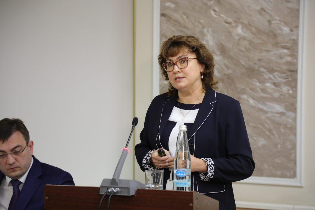 Елена Загайнова назначена заместителем председателя избирательной комиссии дистанционного электронного голосования