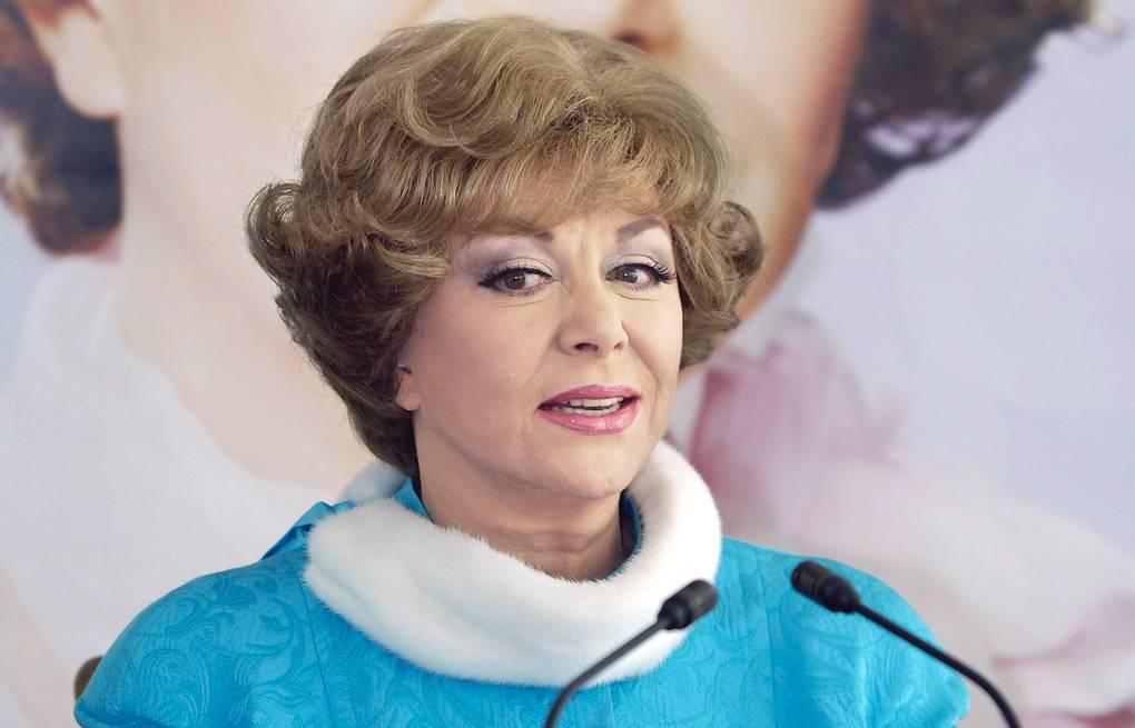 Эдита Пьеха: «У меня было очень много общего с Таней Савичевой»