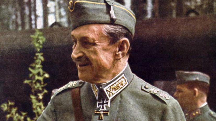 Маршал беды: как бывший российский военачальник стал палачом жителей Ленинграда