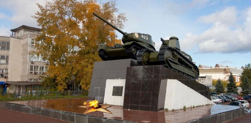В Сормовском районе зажгут Вечный огонь
