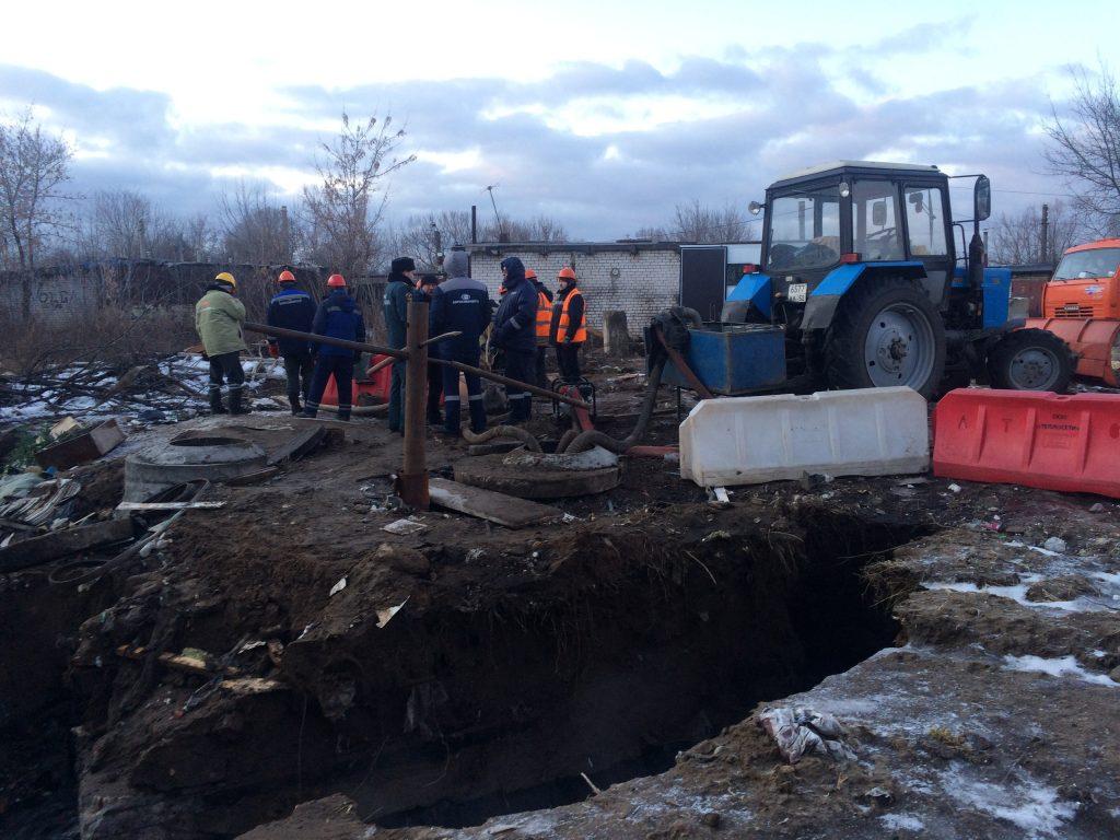 Школы на Автозаводе будут работать в сокращенном режиме 23 января из-за аварии на коллекторе
