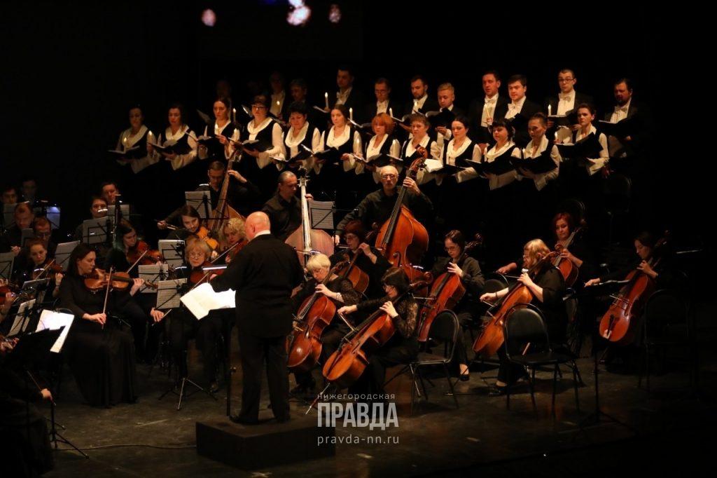 «Реквием» Джузеппе Верди впервые исполнили на русском языке в нижегородском театре оперы и балета
