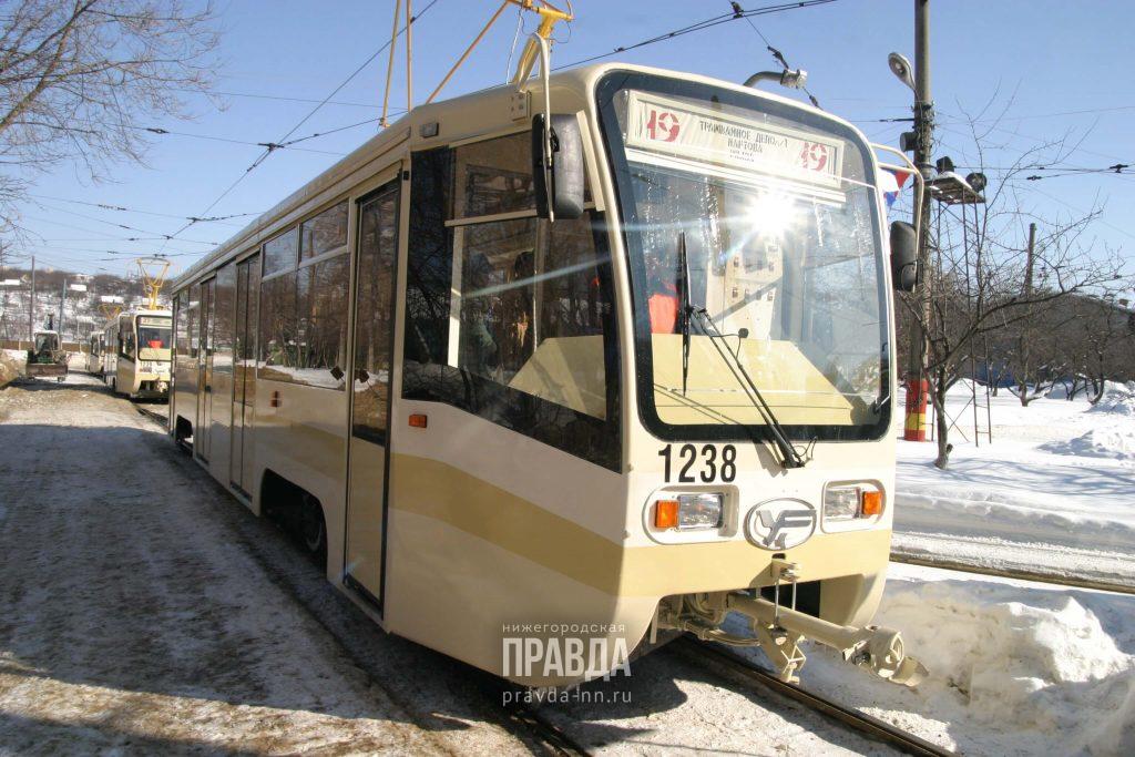 Трамвайные пути предлагают продлить до Седьмого микрорайона и Новинок, а маршрут от Кузнечихи до Верхних Печер возобновить