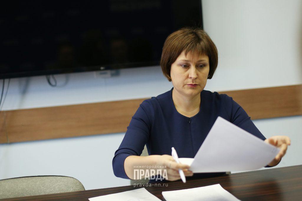 Инна Ванькина назначена директором нижегородского ТЮЗа