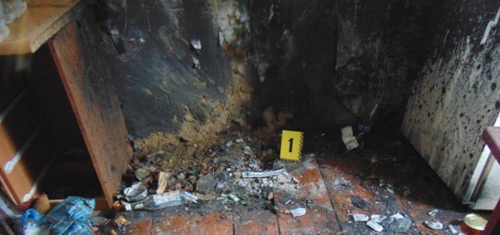 В подвале дома на улице Светлоярской прогремел взрыв (ВИДЕО)