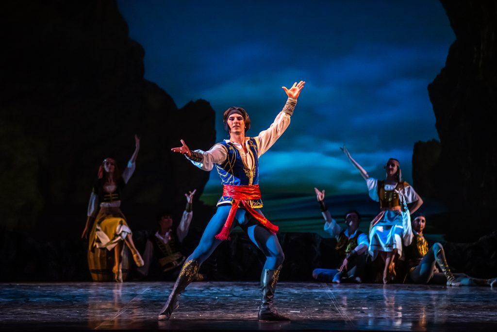 На сцене Нижегородского театра оперы и балета поставили знаменитую поэму Байрона «Корсар»