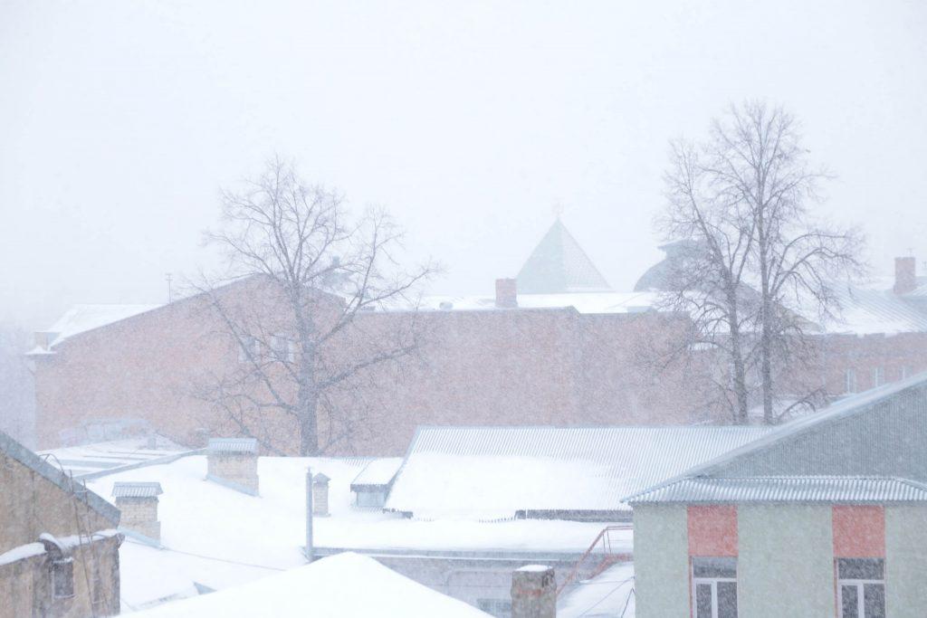 Сильный ветер ожидается в Нижегородской области