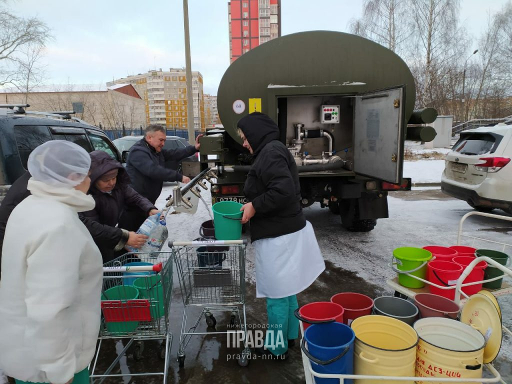 Первыми воду получат в Северном поселке, Соцгороде II и на проспекте Октября, — мэрия города