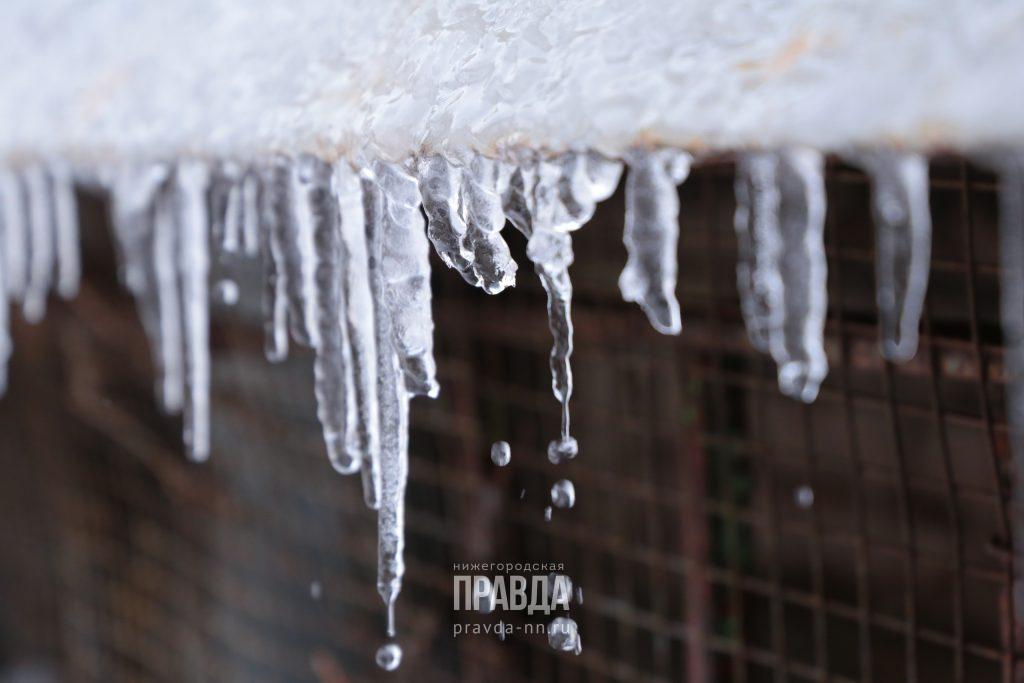 Оттепель пришла в Нижегородскую область