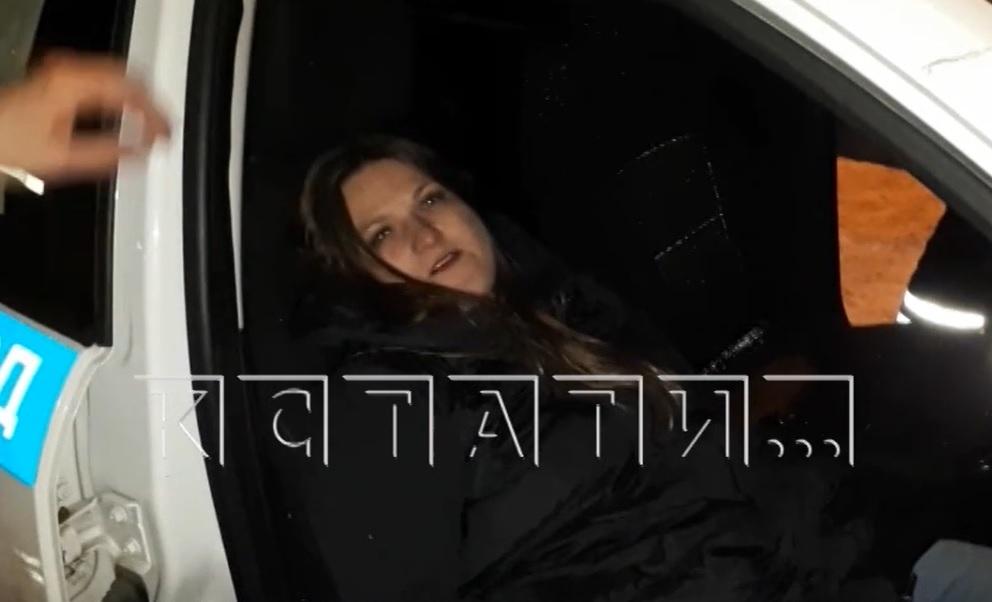 Экс-сотрудницу областного минюста задержали за рулём без прав: автомобилистка чуть не сбила трёх человек