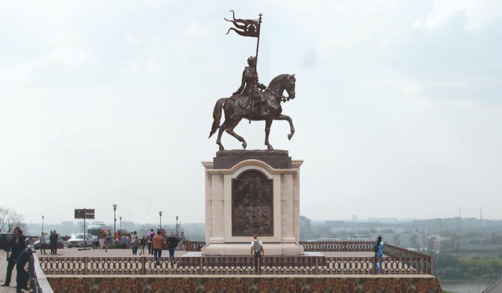 Нижегородцы смогут выбрать внешний вид памятника Александру Невскому