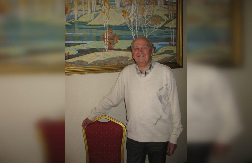 Отар Дадишкилиани: «На войне в перерывах между боями мы давали концерты на передовой»