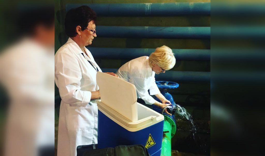 Качество воды в Автозаводском районе проверят специалисты Роспотребнадзора