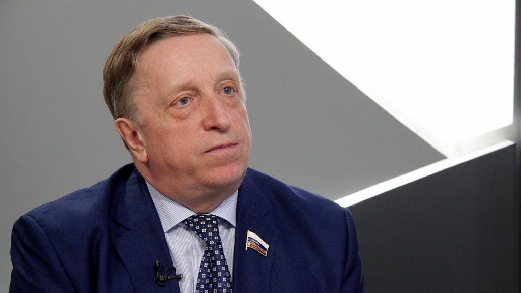 Владимир Солдатенков: «Всем нам предстоит сделать выбор в пользу развития и благополучия нашего государства»
