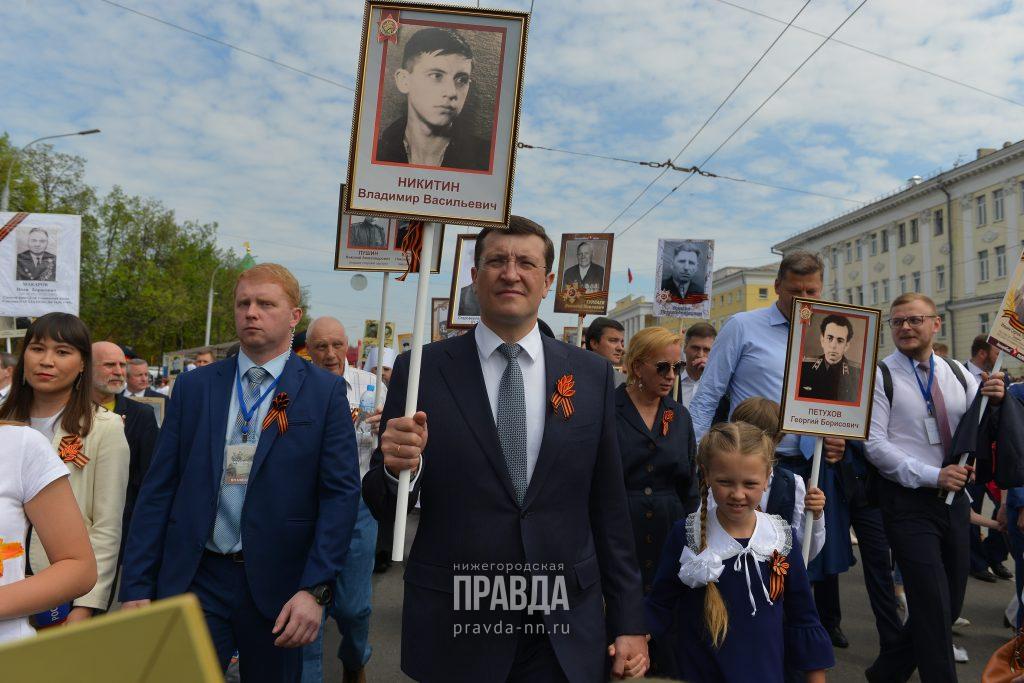 Мы будем добиваться присвоения Нижнему Новгороду звания «Город трудовой доблести, — Глеб Никитин