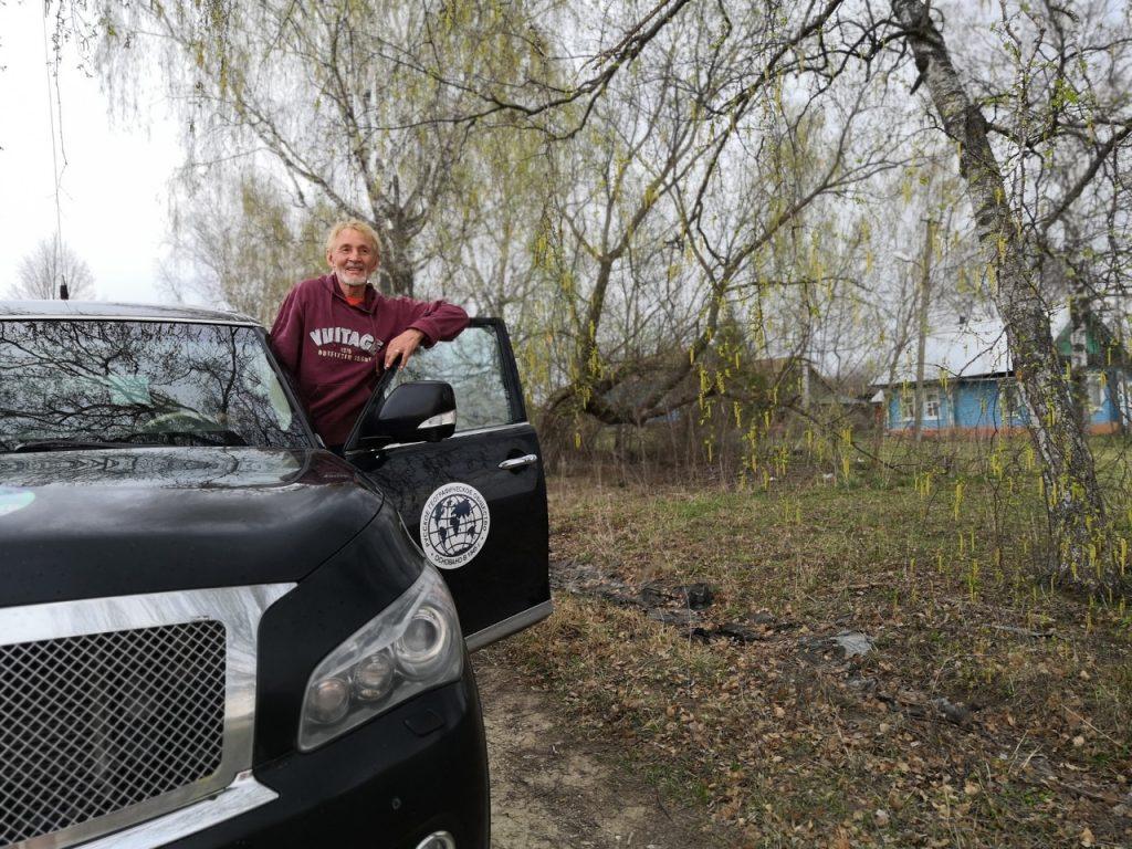 Нижегородский путешественник Валентин Ефремов отправится в экспедицию «Автопробег 800»