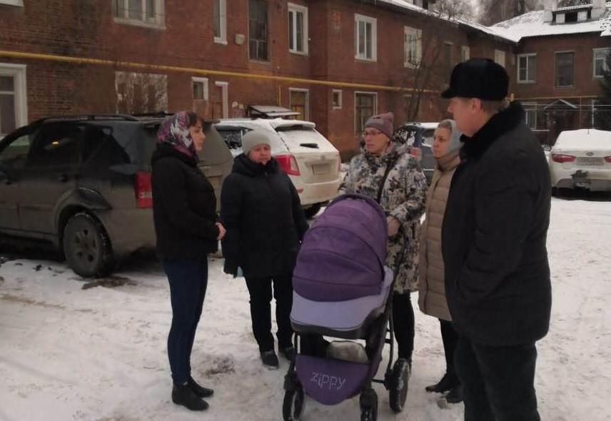 Жители аварийных домов в Московском районе могут остаться без жилья