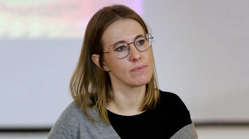 Правда или ложь: Ксения Собчак ждёт ребёнка