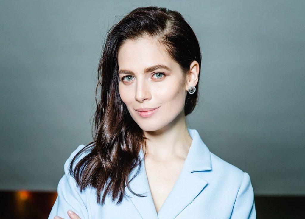 Юлия Снигирь снялась в сериале «Новый папа»