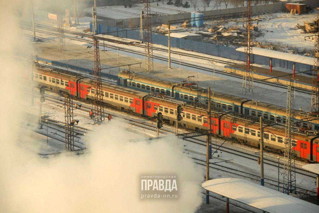 Перевод нижегородских «Ласточек» и «Стрижей» на станцию Черкизово отложили до мая