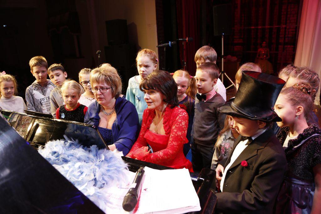 Нижегородские пианистки нашли способ увлечь детей классикой