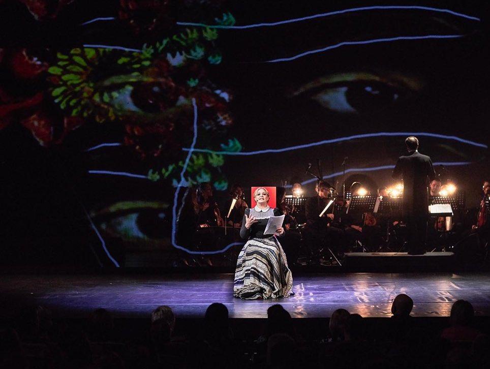 «Это был красивый вечер»: Ирина Пегова выступила на концерте в поддержку детей с ограниченными возможностями