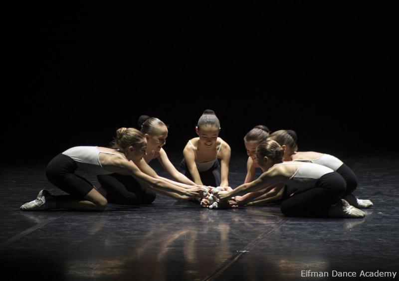Академия танца Бориса Эйфмана приглашает юных нижегородцев на просмотр