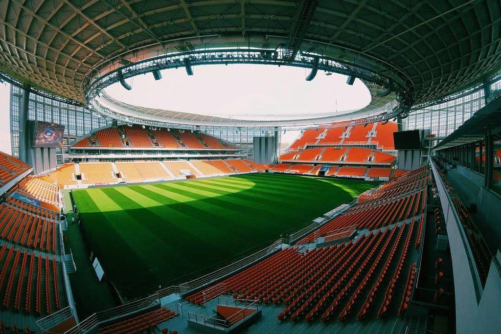 Екатеринбург выиграл борьбу у Нижнего Новгорода за право проведения финала Кубка России