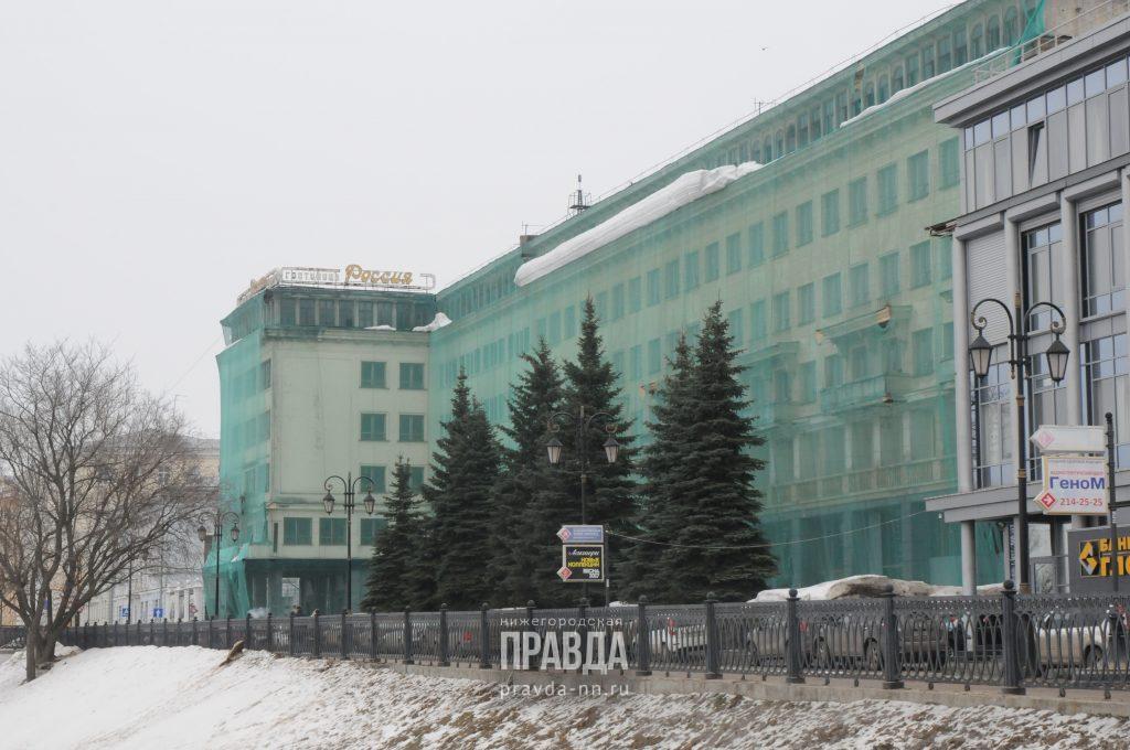 Демонтаж гостиницы «Россия» начнется до конца февраля: как изменится облик объекта культурного наследия