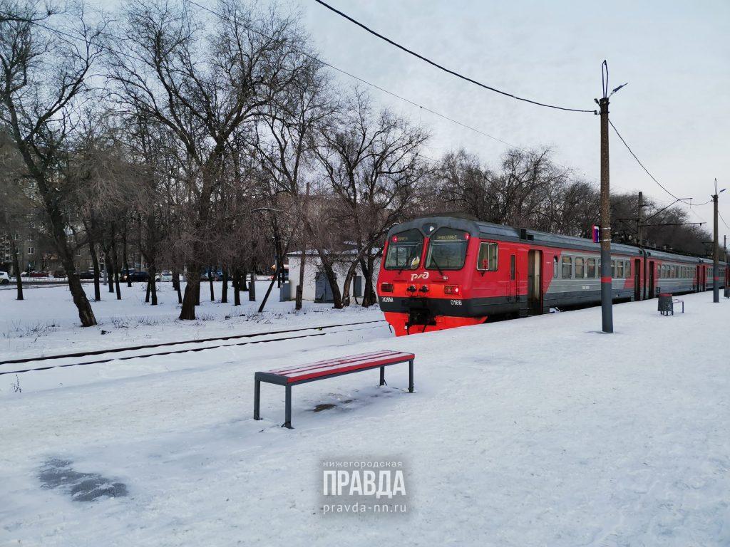 Расписание нижегородских электричек изменится накануне Дня защитника отечества