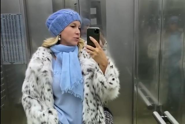 Екатерину Одинцову затравили за шубу из рыси