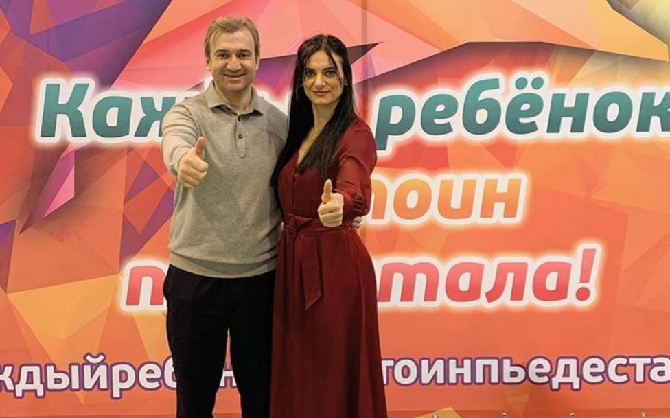 «Один в поле не воин, а вместе — мы сила»: Елена Исинбаева устроила спортивный праздник для нижегородских детей
