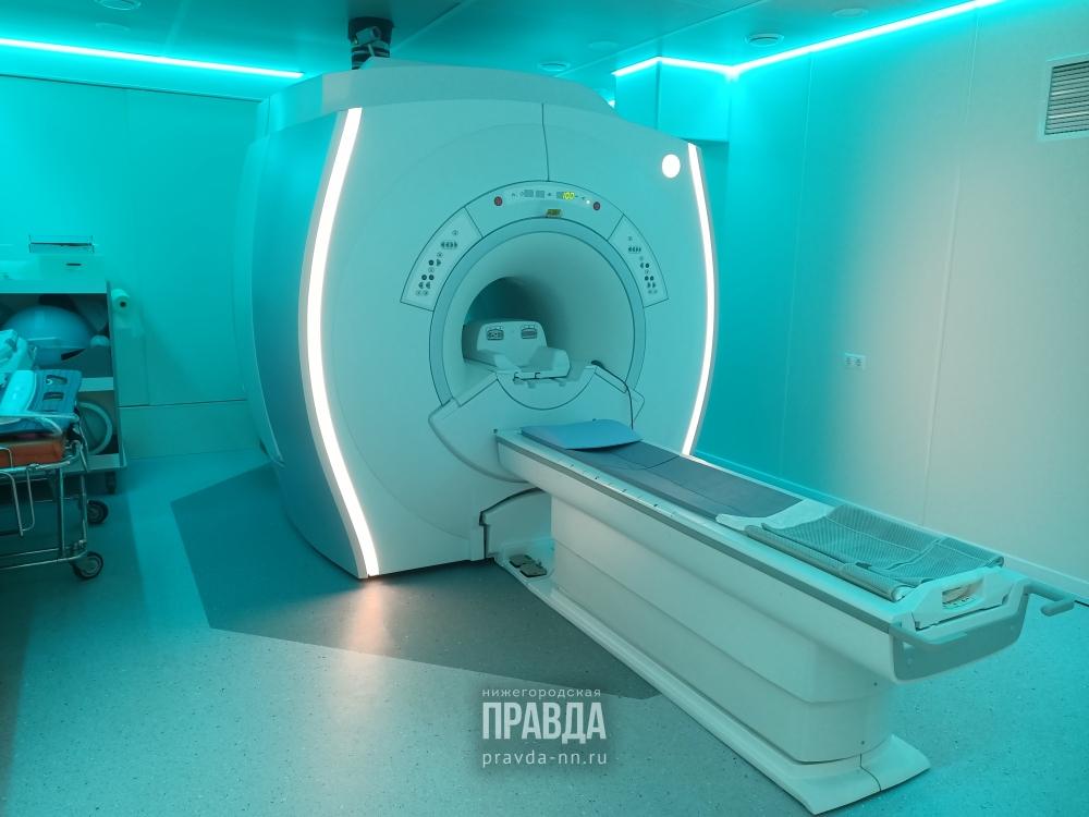 Инна Кондратьева: «Приобретение высокоточного аппарата МРТ для областной детской больницы полностью закроет потребность региона»