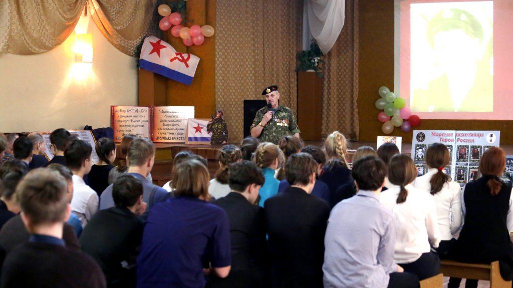 Кинокомпания «Союз Маринс Групп» приглашает нижегородцев принять участие в мероприятиях, посвященных памяти героев разведгруппы «Малина»