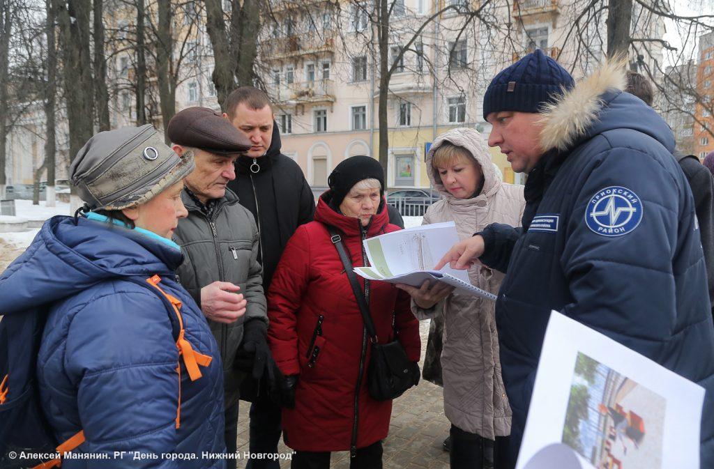 Сухой фонтан построят на проспекте Гагарина