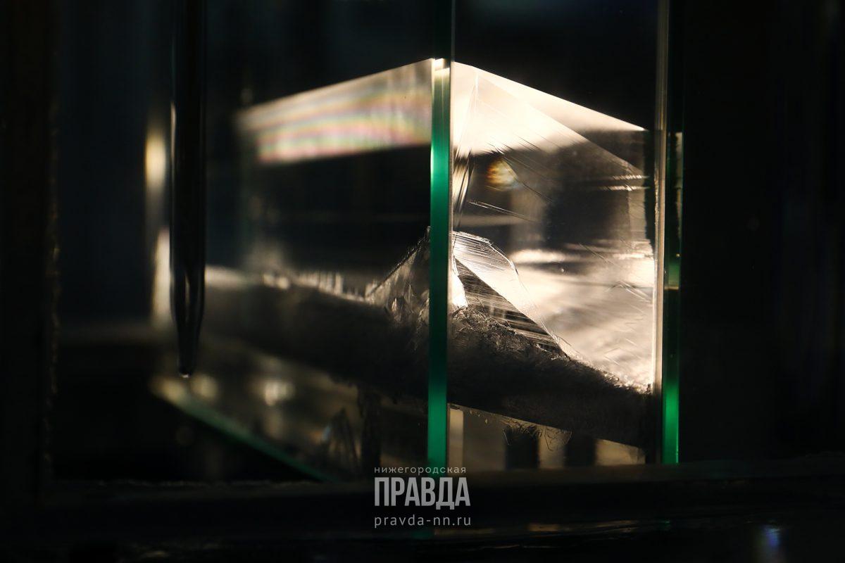 ИПФ РАН кристаллограф кристалл