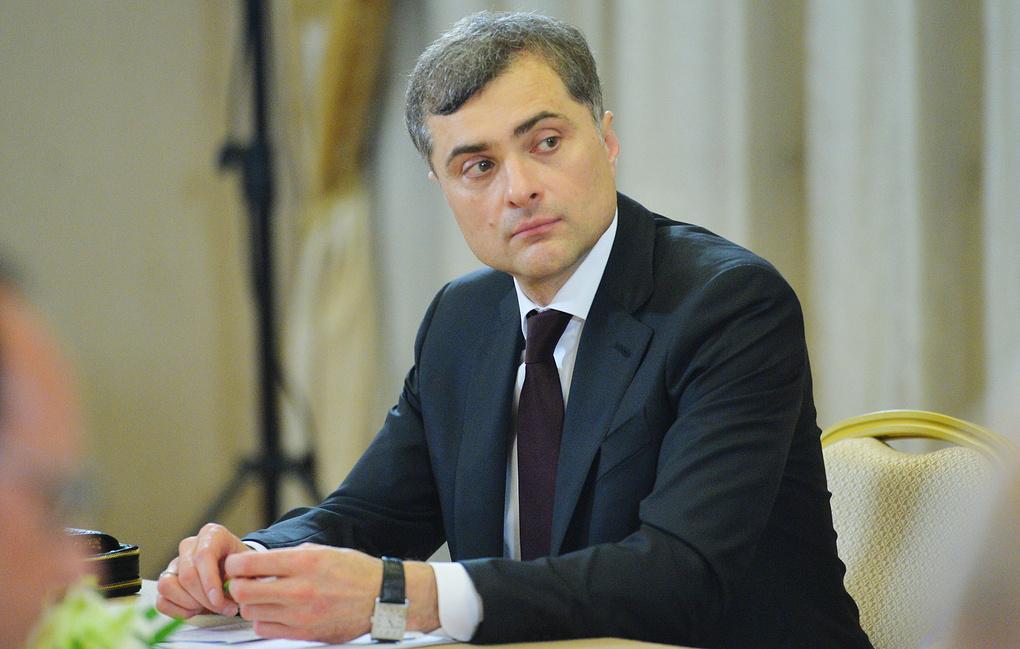 День Суркова: как бывший охранник стал серым кардиналом Кремля