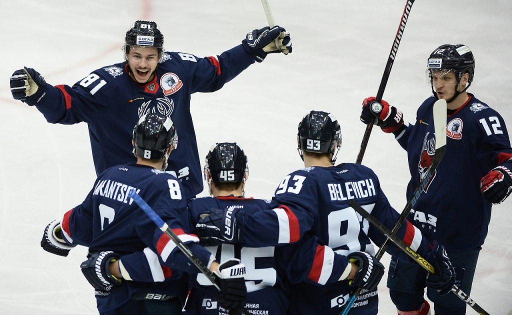 60 матчей, начиная с домашних: континентальная хоккейная лига огласила календарь чемпионата