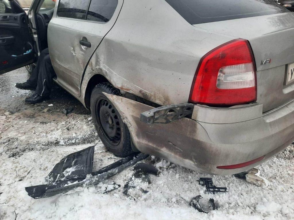 Ребенок пострадал в ДТП по вине матери в Нижнем Новгороде