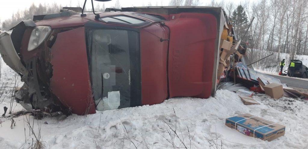 Два человека погибли в страшном ДТП под Нижним Новгородом