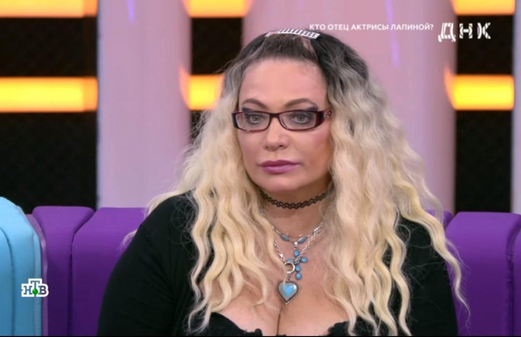 Наталья Лапина готовит иск к НТВ из-за «ДНК»