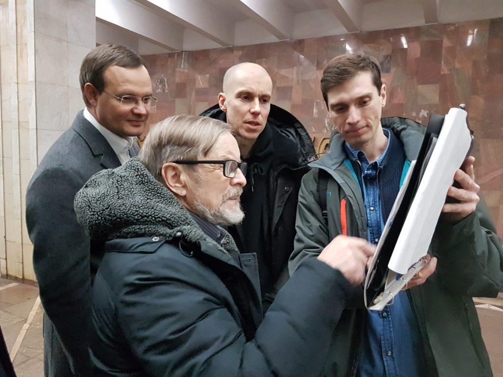 Дизайн двух новых станций метро в Нижнем Новгороде разработают московские архитекторы