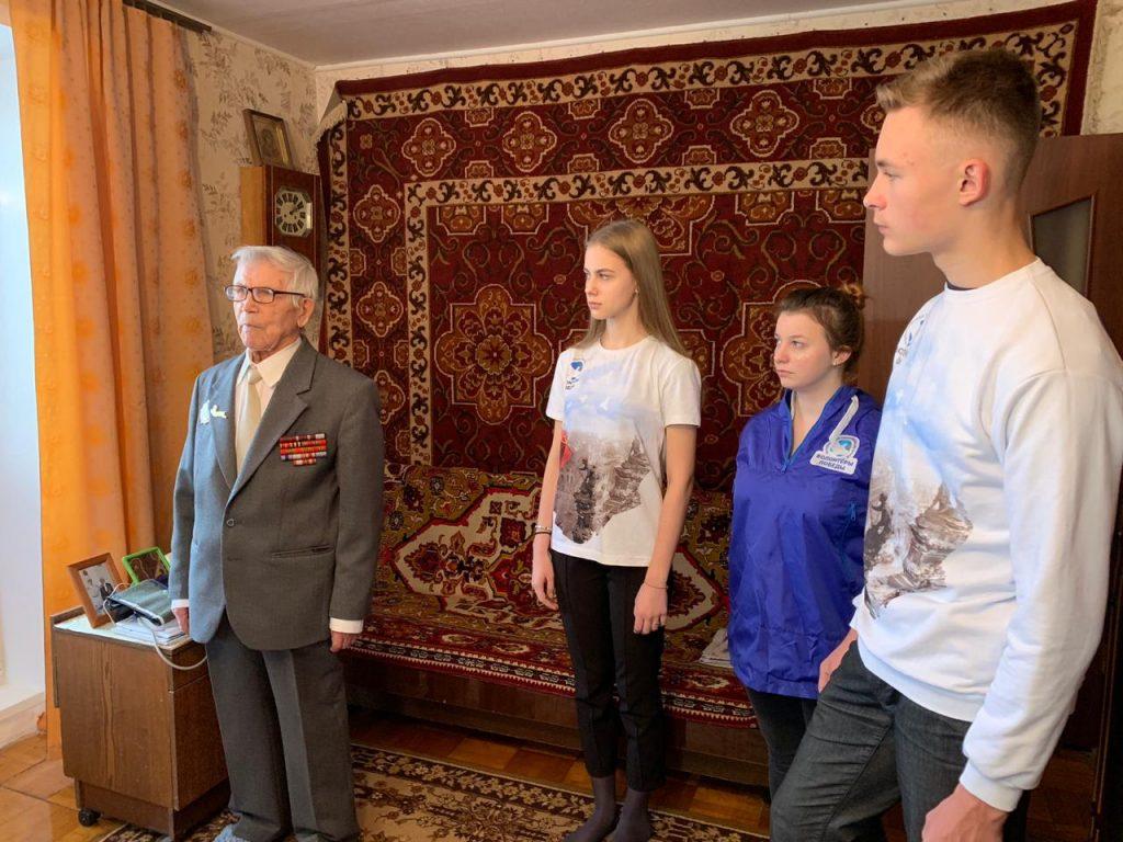 Нижегородские волонтеры помогают ветеранам войны решать бытовые проблемы