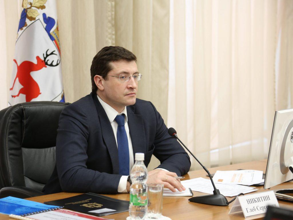Глеб Никитин назвал фейками все сообщения окоронавирусе вНижегородской области