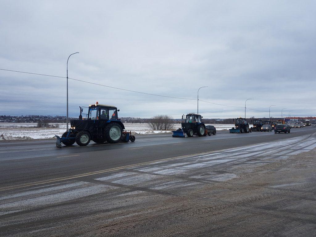 Нижегородская область— лидер поисполнительской дисциплине нацпроекта «Безопасные икачественные автомобильные дороги»
