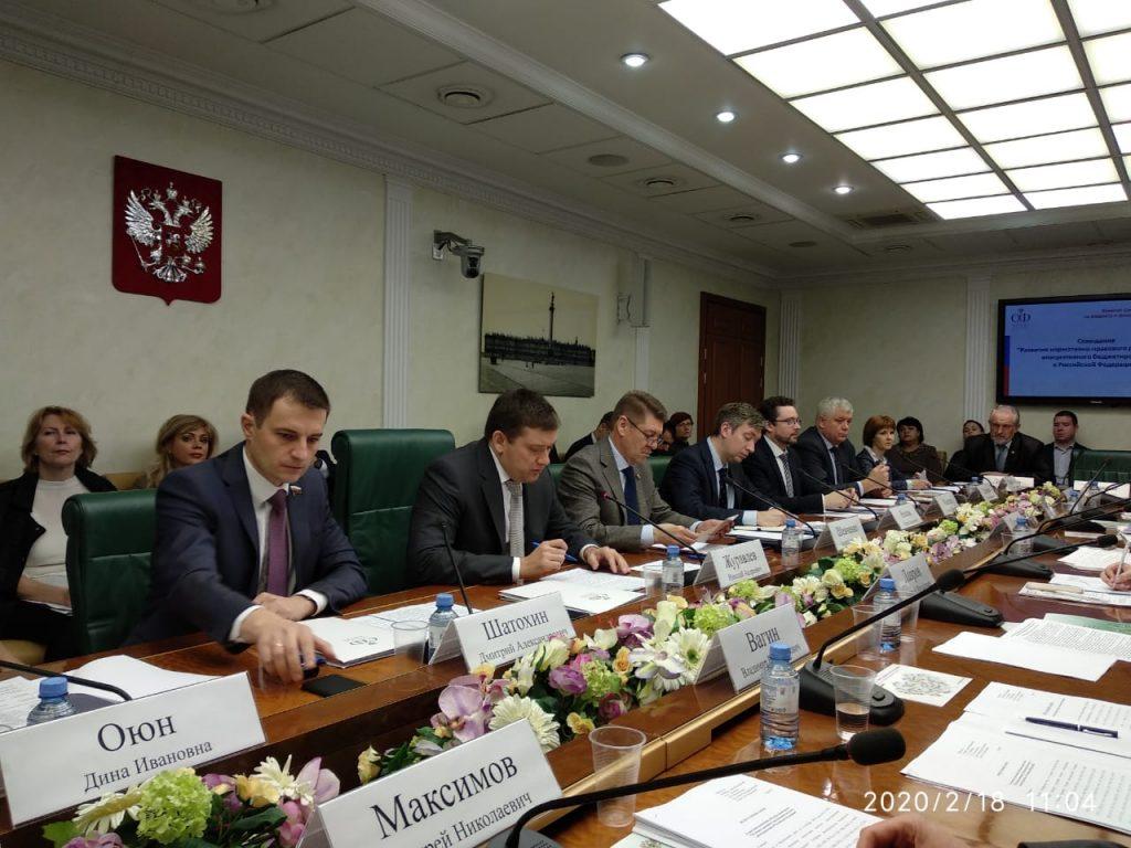 Игорь Носов представил нижегородский проект инициативного бюджетирования вСовете Федерации